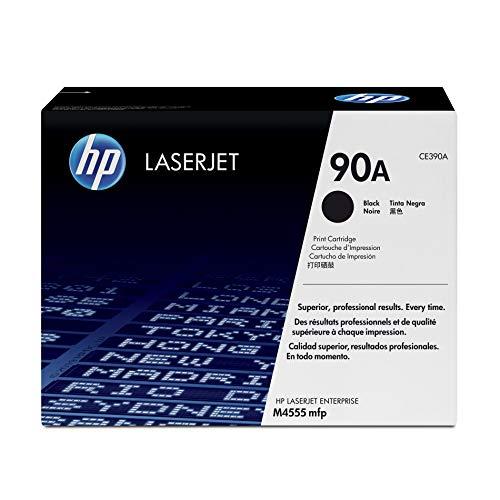 HP 90A (CE390A) Black Toner Cartridge for HP LaserJet Enterprise 600 - Enterprise M602n 600 Laserjet Hp
