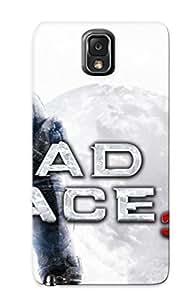 BILFtBd12500yTobn Anti-scratch Case Cover Crazinesswith Protective Dead Space 3 Case For Galaxy Note 3