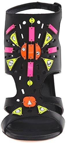 Multi Nero Funkyfluo Sandal Vittoriale t814h90 1lh40d100 Casadei Dress Women's xz8w0Pfq6