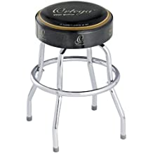 """Ortega Guitars OBS24 Thick Padded Rotating Bar/Stage Stool, 24"""""""
