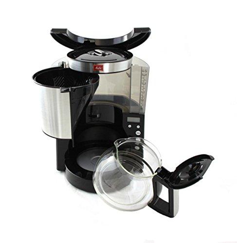 Melitta 1011-08 Look IV Timer Coffee Filter Machine, Black by Melitta by Melitta (Image #1)
