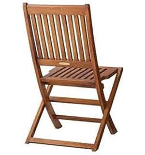 Superieur Smith U0026 Hawken Wood Folding Patio Chairs 2 Piece Set