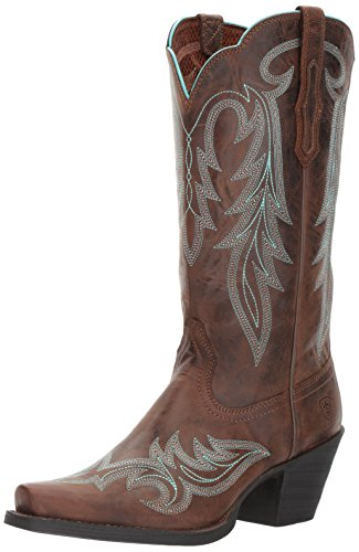 Ariat Women's Round up Renegade Work Boot, Barnwood, 7.5 B US by Ariat