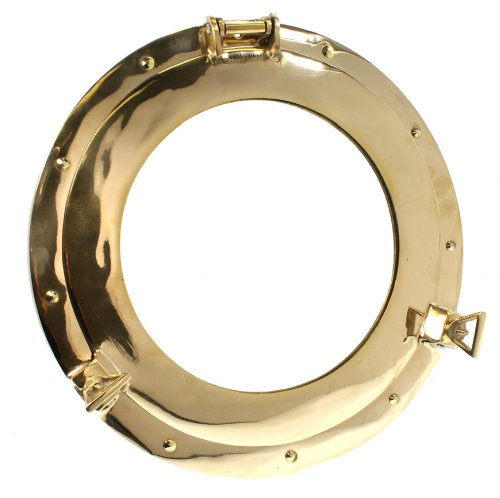 41T2rqf6sUL Best Porthole Mirrors For Nautical Homes