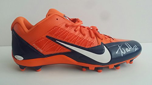 Aqib Talib Autographed Signed Nike Cleat Denver Broncos Super Bowl Champions JSA ()