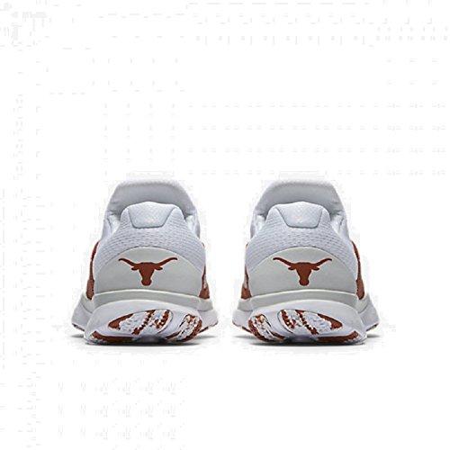 Nike Heren Gratis Trainer V7 Week Nul Texas Longhorns Aa0881 800 Maat 11