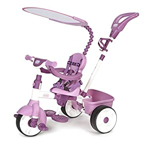 Little Tikes 4-in-1 Basic Edition Trike - Pink