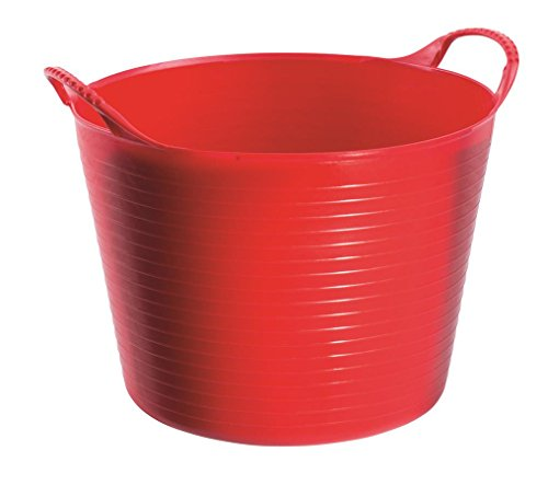 Tubtrugs Small 10 Tub, 3.5 gallon, Red ()