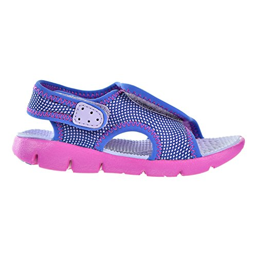 NIKE New Baby Girl's Sunray Adjust 4 Sandal #386521-504 (9 Toddler - River New Outlets