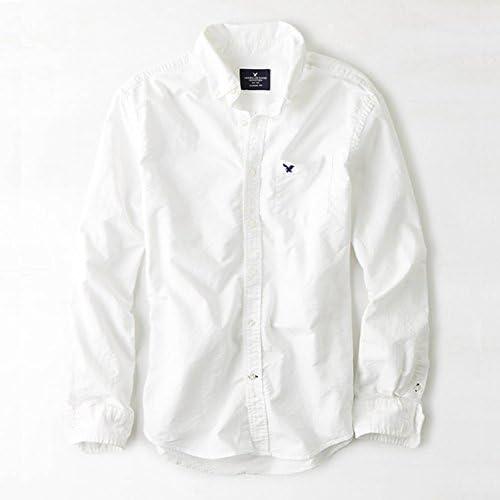 AmericanEagle メンズ シャツ AEO Oxford Button Down Shirt 並行輸入品 サイズ S