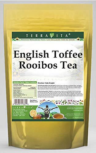 English Toffee Rooibos Tea (25 Tea Bags, ZIN: 535492)