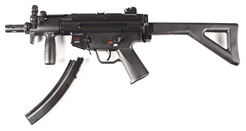 Umarex Heckler & Koch MP5 2252330 BB 40 Rounds 400fps Air Rifle, 0.177 Caliber, Black