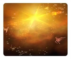 Milky Way Design Rectangular Mouse Pad Sunshine