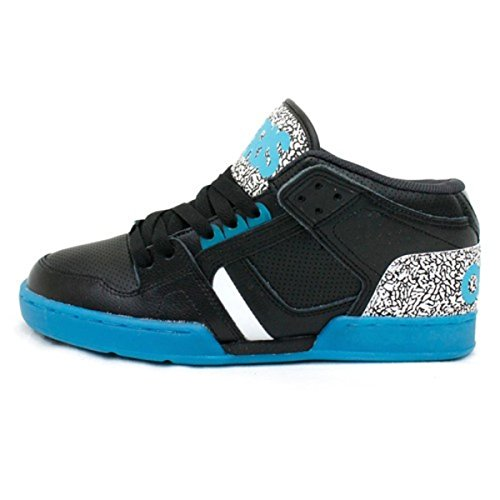 JWL NYC 83 Black Skateboard Osiris MID Shoes White xwtOwEqY