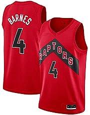 Scottie Barnes Toronto Raptors Red Icon Edition Swingman Jersey, Men's Jersey