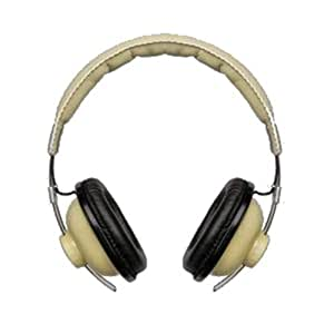 Lauson PH112 - Auriculares, color beige