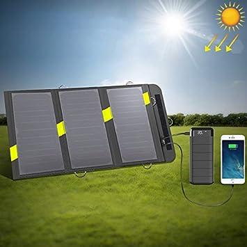 XHC Cargadores solares ALLPOWERS 20W 5V Cargador Solar For ...