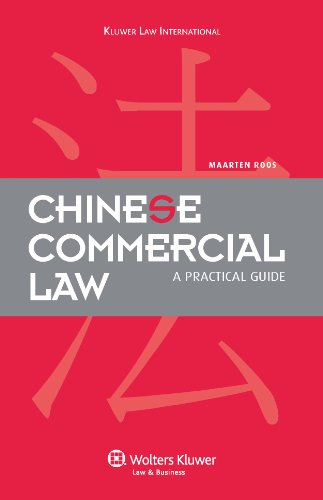 Chinese Commercial Law: A Practical Guide
