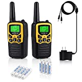 Best Walkie Talkies - Professional Rechargeable Walkie Talkies,MOICO Long Range Two Way Review
