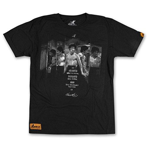 Bruce Lee Iconic Scene T-shirt