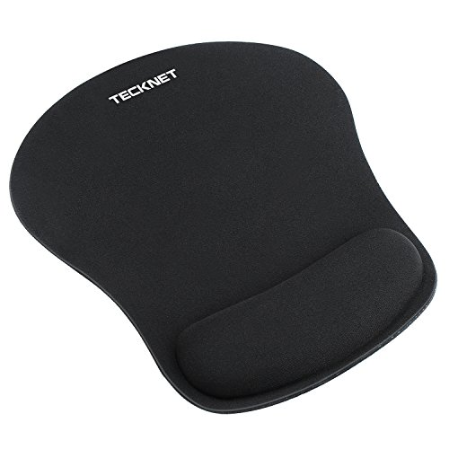TeckNet Ergonomic Gaming Mouse Pad - Special-Textured Surface