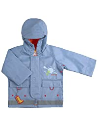 Rain Jacket 24M Bluejay - Blue