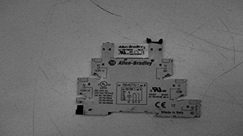 allen bradley 700 hlt1u terminal block electromechanic relay output