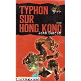 Typhon sur hong kong