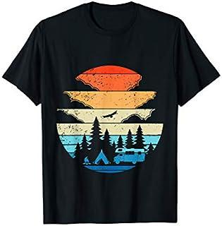 Love Camping Tshirt Funny Camping  Gift for Men Women T-shirt   Size S - 5XL