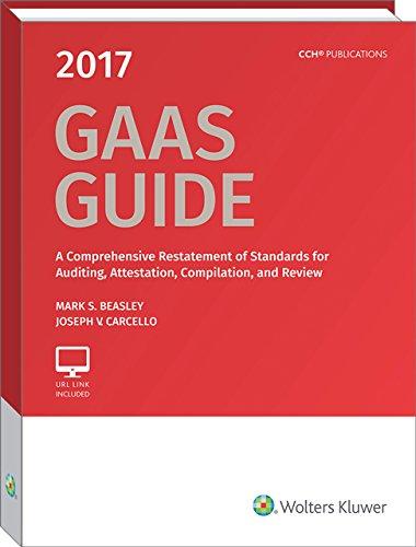 GAAS Guide, 2017 (Miller Gaas Guide)