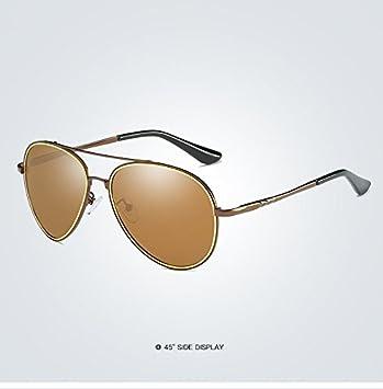 Gafas Moda De Sol Para Polaroid Ruanyi AdultosLentes Y6by7gf