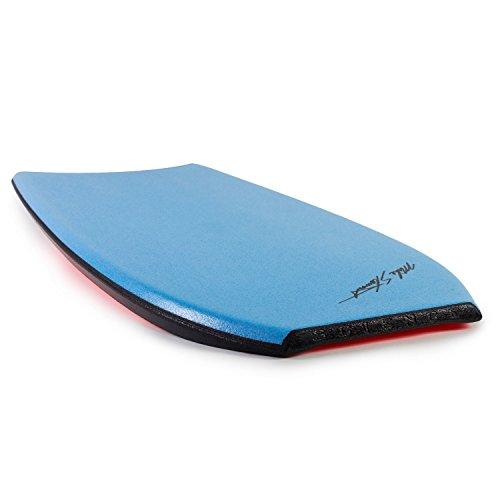 Mike Stewart Science Style Loaded 43 2018 Bodyboard - Aqua deck by Mike Stewart Science