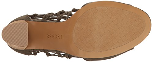 Mixie Dress Sandal Olive Women's Report ZTqxgw5