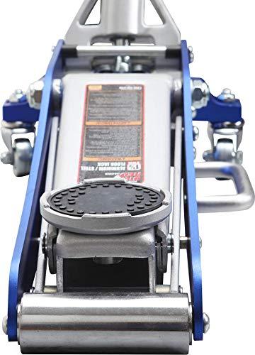 3,000 lb Capacity 1.5 Ton Torin Big Red Aluminum//Steel Racing Floor Jack