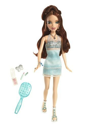 Amazon.com: Barbie Mi Escena Hollywood Bling Chelsea Doll ...