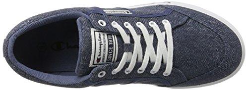 Basses Champion Homme BleunnyVintage Royalblau PlacardwashedSneakers eWEH9IDY2