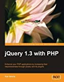 Book cover image for jQuery 1.3 with PHP