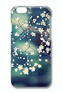 Babysbreath Slim Hard Cover for iPhone 6 Plus Case ( 5.5 inch ) PC 3D Cases in GUO Shop