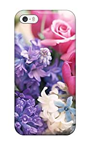 Mary P. Sanders's Shop New Style Pretty Iphone 5/5s Case Cover/ Flowers Decoration Series High Quality Case