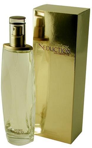 Spark Seduction By Liz Claiborne For Women. Eau De Parfum Spray 3.3 Oz.