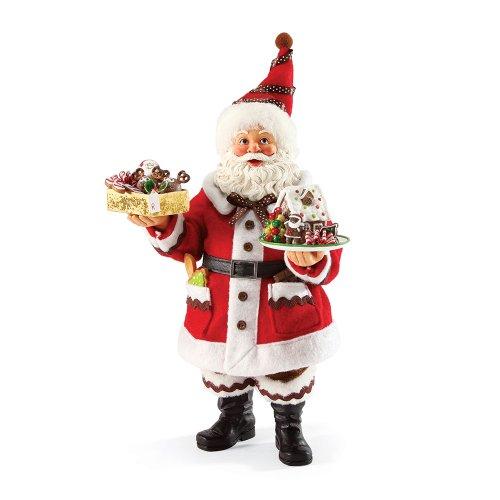 Department 56 Possible Dreams Santa Chocolatier Figurine Possible Dreams Sleigh