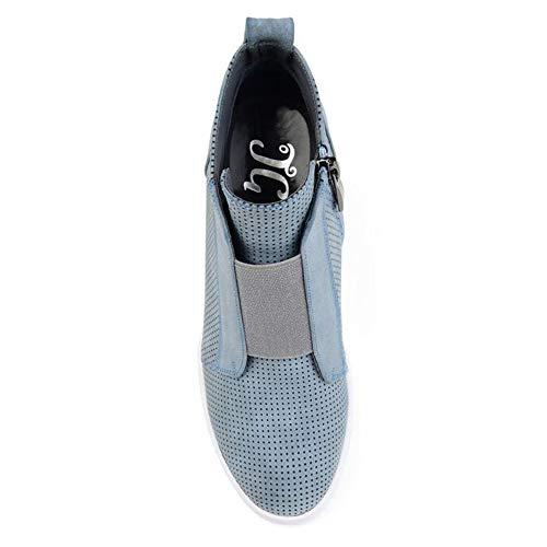 Poplover Sneaker Sneaker Donna Poplover Blue vwWWg4Tq