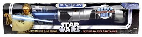 Price comparison product image Star Wars ELEC LIGHTSABER OBI-WAN KENOBI