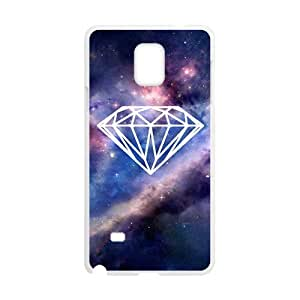 Star sky meteorite Cell Phone Case for Samsung Galaxy Note4 WANGJING JINDA