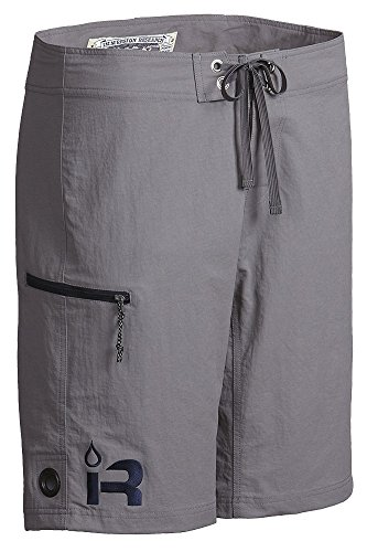 Immersion Research IR Men's Guide Shorts-SteelGrey-33 by Immersion Research