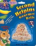 F.M. Brown`s Sons, Inc. Second Helpins Gourmet Hamster & Gerbil Treat Bell 2 Oz