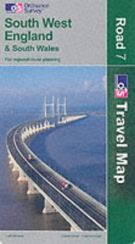 South West England and South Wales (Road Map)