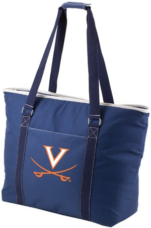 Price comparison product image NCAA Tahoe Picnic Cooler Color: Navy,  NCAA Team: Virginia