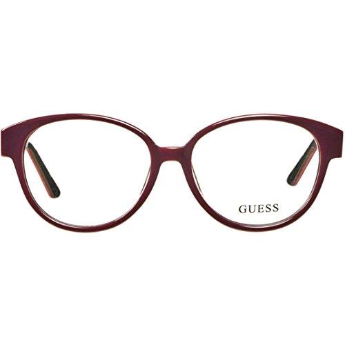 Guess Lunettes Cadre Frame, Montures Optiques GU 2298 PUR 55 | GU2298 O24 55