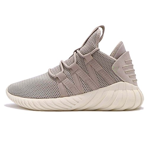 adidas Women's Tubular Dawn W, Light Brown/Off White, 7.5 US